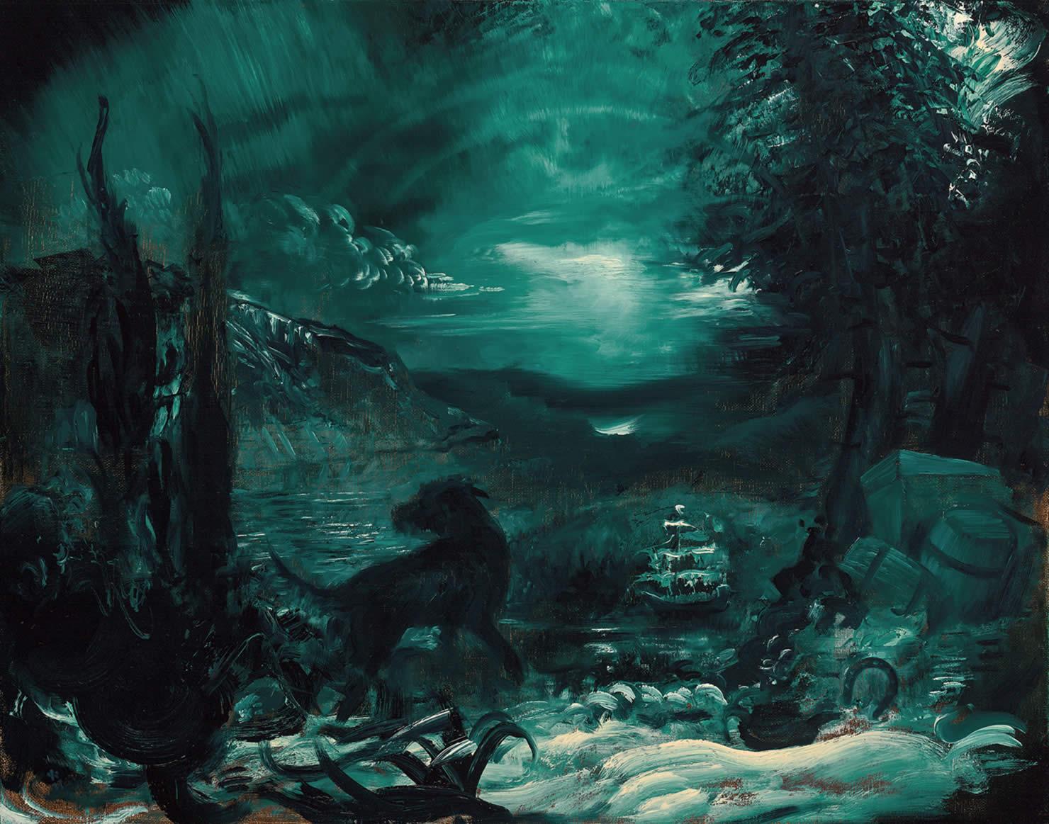 jeff wigman painting